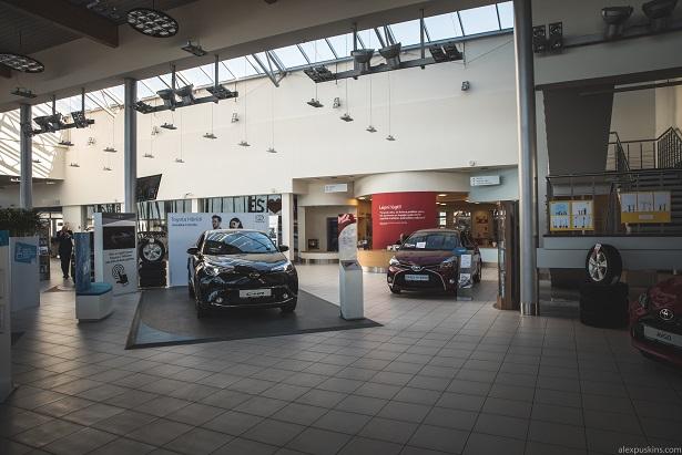 Фото: Статья про Toyota