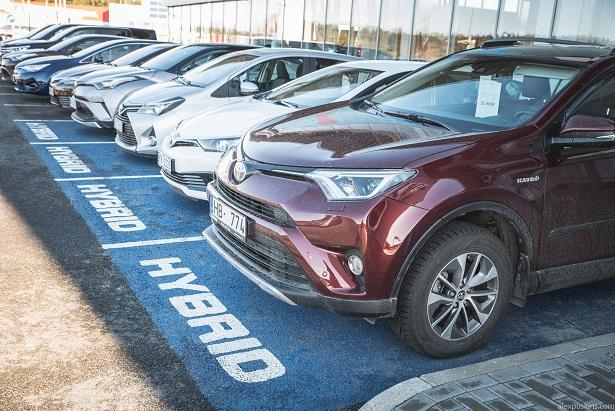 Фото: Автомобильные новости Toyota